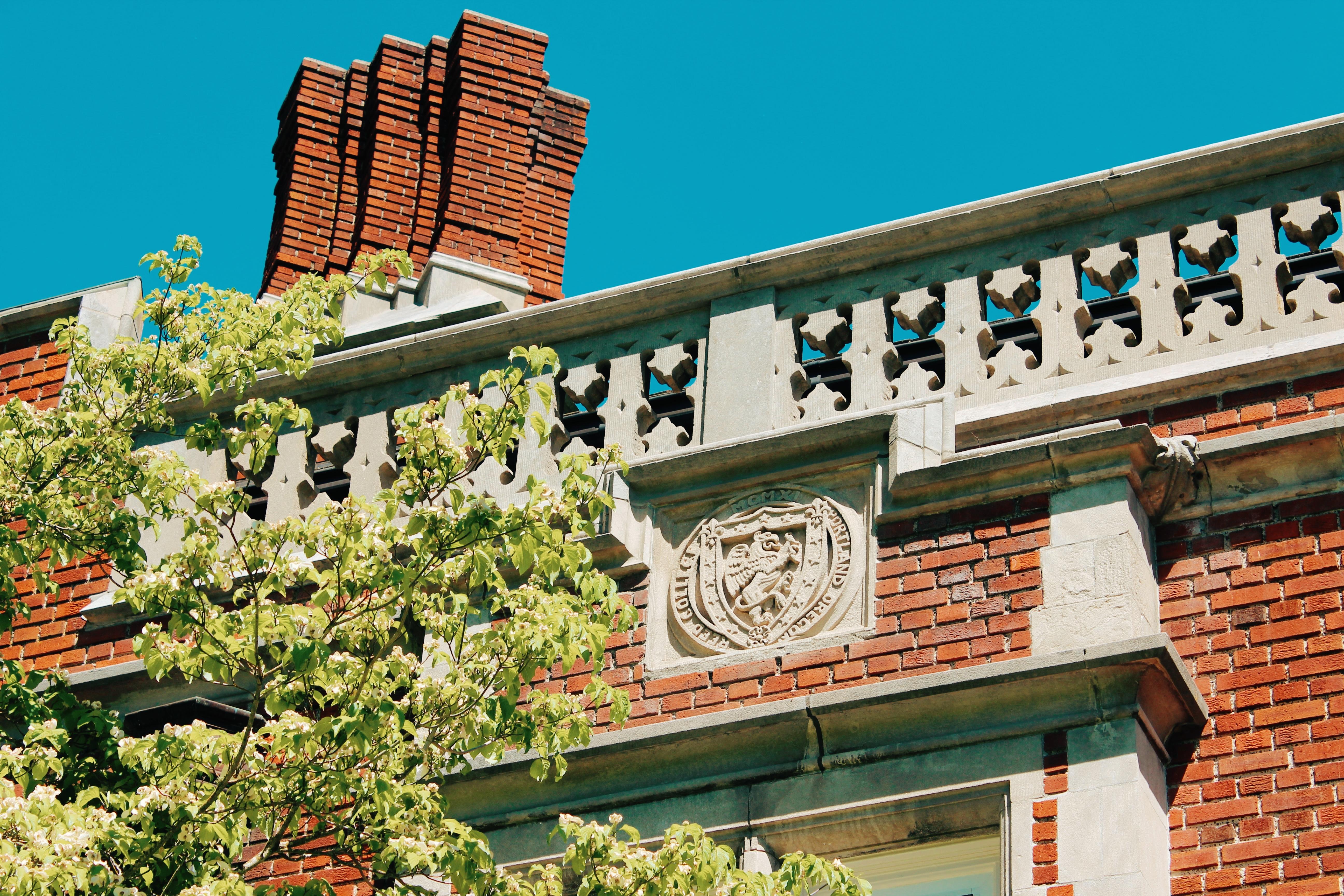 Reed College Seal on ODB
